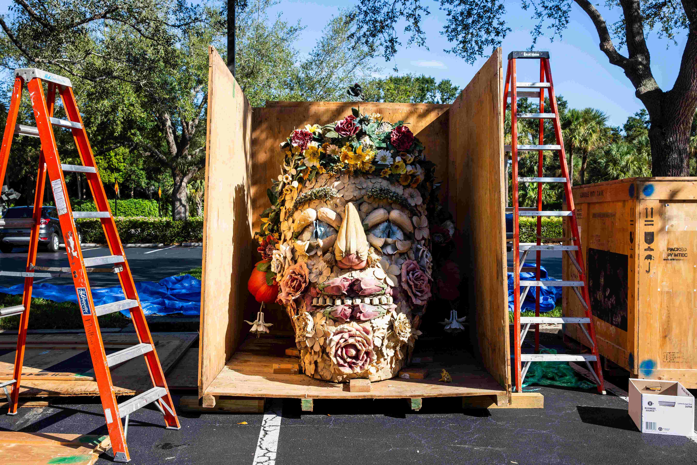 Philip Haas\' \'Four Seasons\' at Artis—Naples