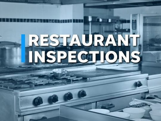 A Lebanon hotel reportedly had 10 food safety violations during the latest round of area health inspections.