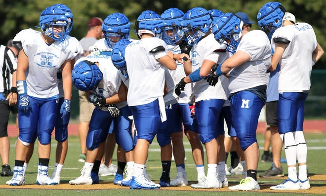 Millburn's offense will have a new look on the gridiron in 2018.