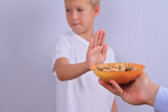 """There's a lot of anxiety that goes along with the diagnosis of food allergies and there's nothing more difficult than losing control of the situation,"" said Dr. Leonard Silverstein, medical director at Saddle River's Allergy and Asthma Specialists."