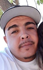 Raymond Hernandez, 29, was shot and killed Sunday, Aug. 26, 2018 in Las Cruces.