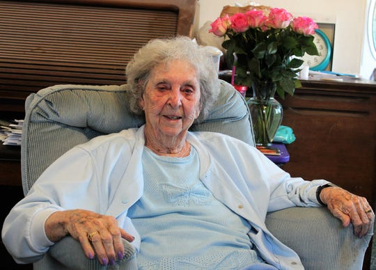 Floreine Hall, an original teacher at Heights Elementary, to celebrate 100th birthday Sept. 6.
