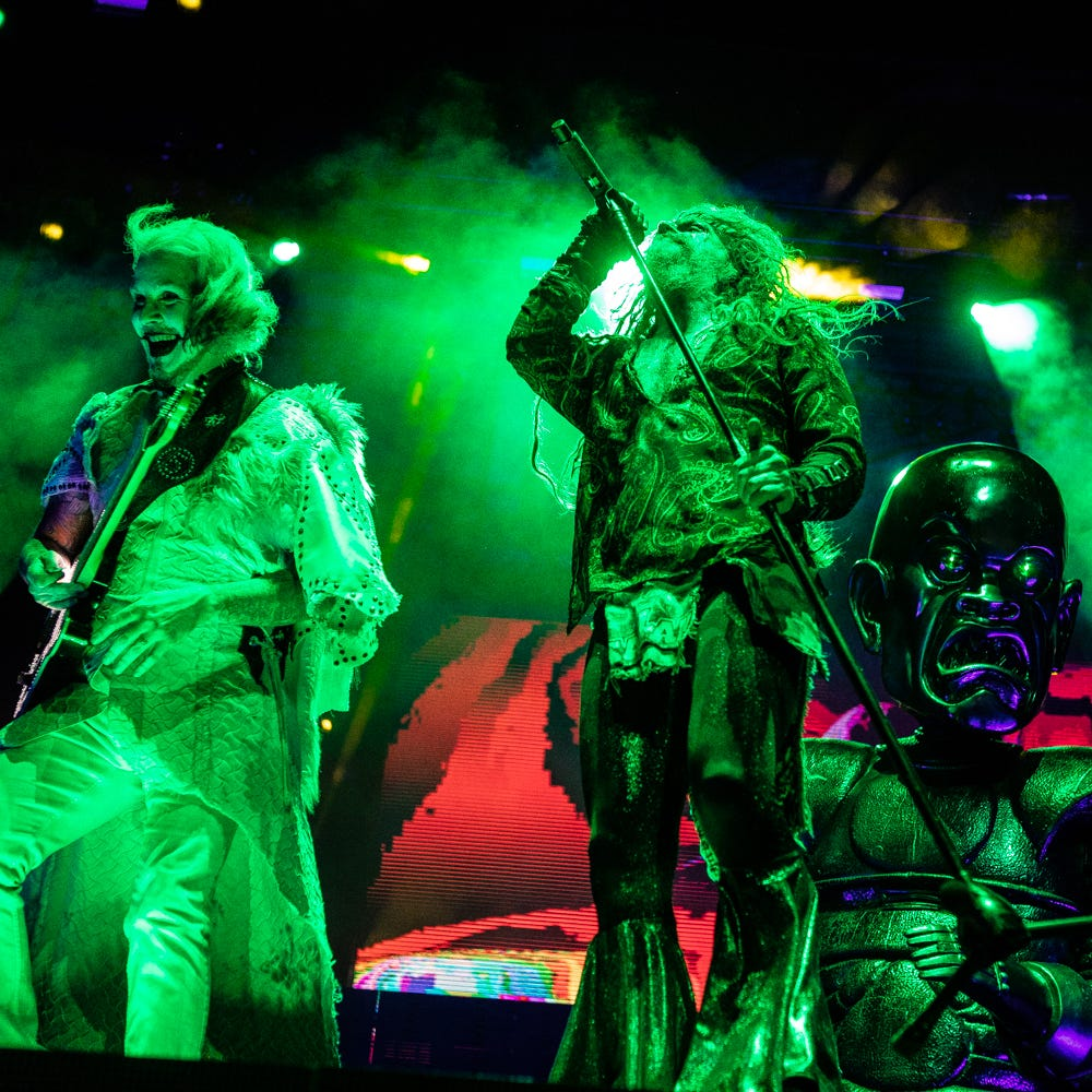 Rob Zombie, Marilyn Manson to perform in Sioux Falls July 23
