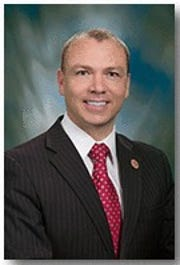Rep. Paul Mosley, R-Lake Havasu City, bragged about driving up to 140 mph during a March traffic stop near Parker.