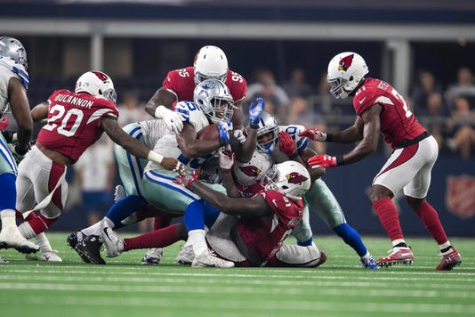 Nfl Arizona Cardinals At Dallas Cowboys