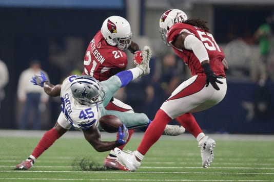 Nfl Arizona Cardinals At Dallas Cowboys