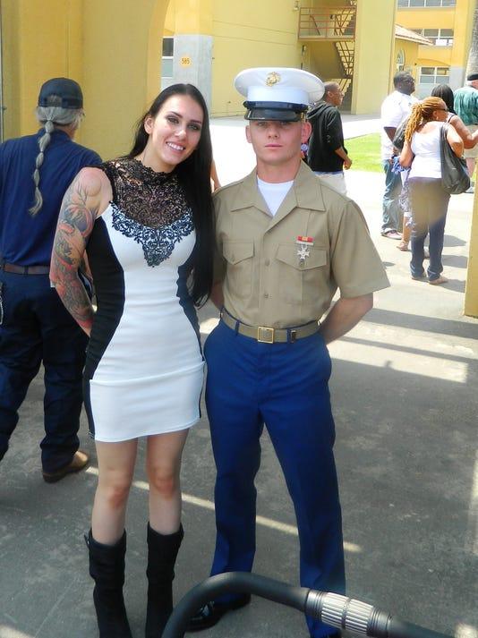 Stefani case Kalin suicide Marines