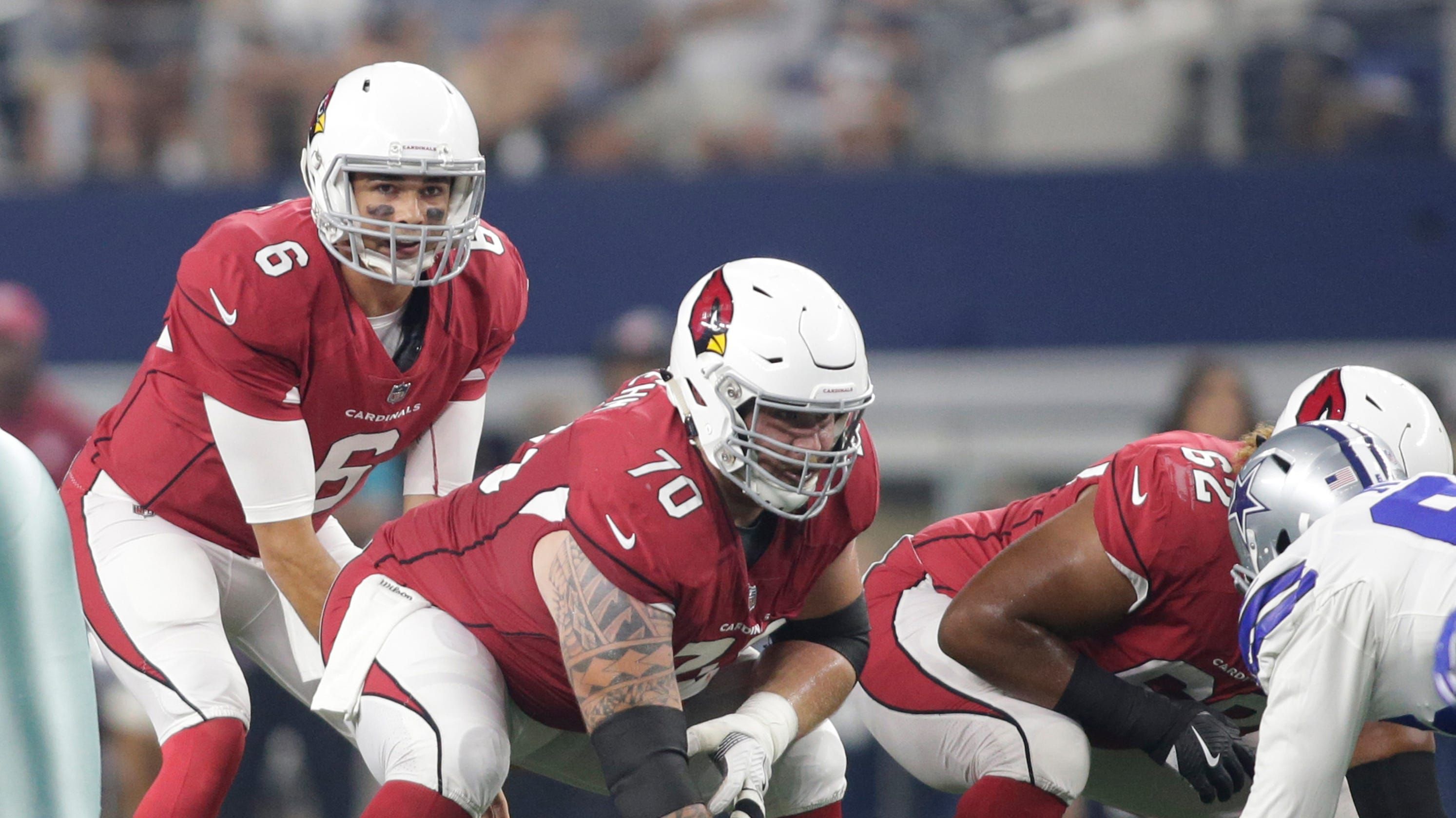 Arizona Cardinals Depth Chart Entering Preseason Nfl Vs Denver Broncos