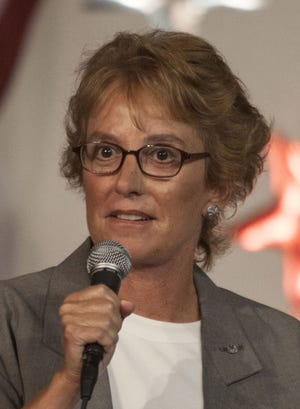 Sen. Wendy Rogers recently tweeted an alarm to white supremacists.