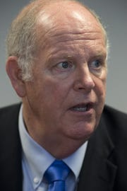 U.S. Rep. Tom O'Halleran, a freshman Democrat, has put together one of the most moderate voting records in the House in the Trump era.