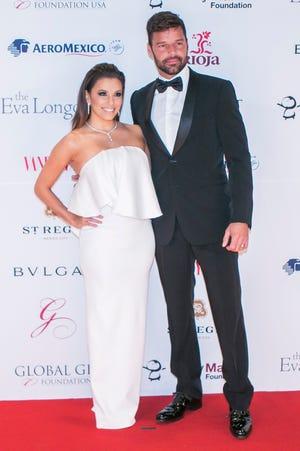 Eva y Ricky presidirán por segunda vez, la gala Global Gift Foundation USA en la Ciudad de México.