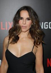 "Kate del Castillo encabeza el elenco de ""Ingobernable""."