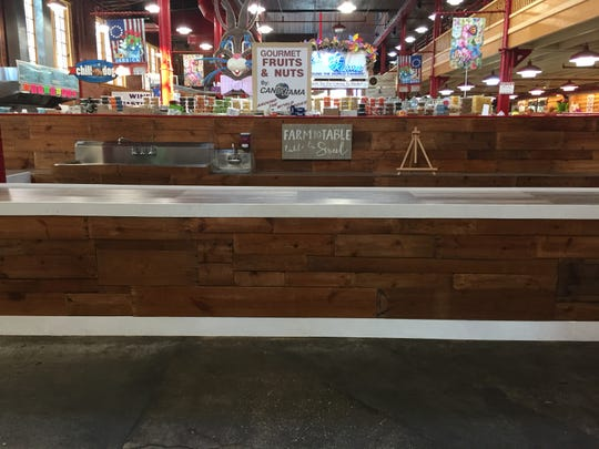 Farm to Table, Table to Soul will replace Kauffman's with a renovated stand opening Thursday, Aug. 30.