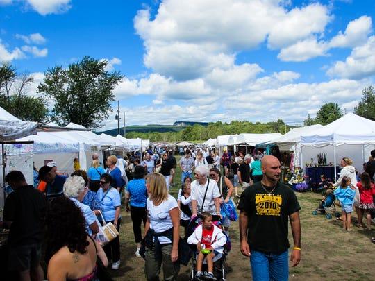 Woodstock New Paltz Craft Fair
