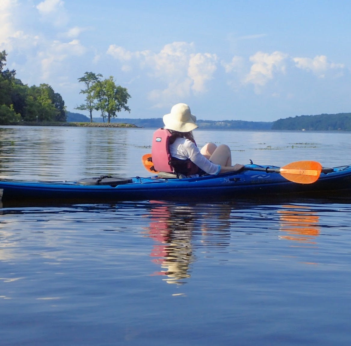 7 ways to get out on the Hudson River this summer: from kayaks to a Dragon Boat