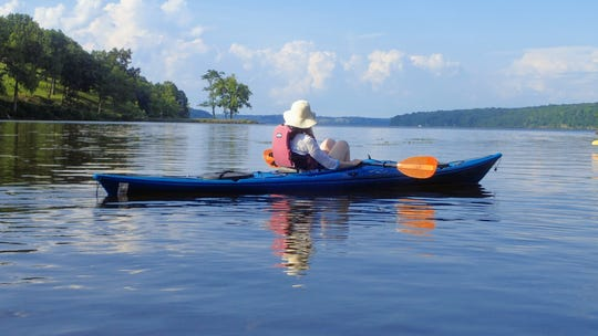 Atlantic Kayak Tours offers Hudson River excursions based out of Dutchess County.
