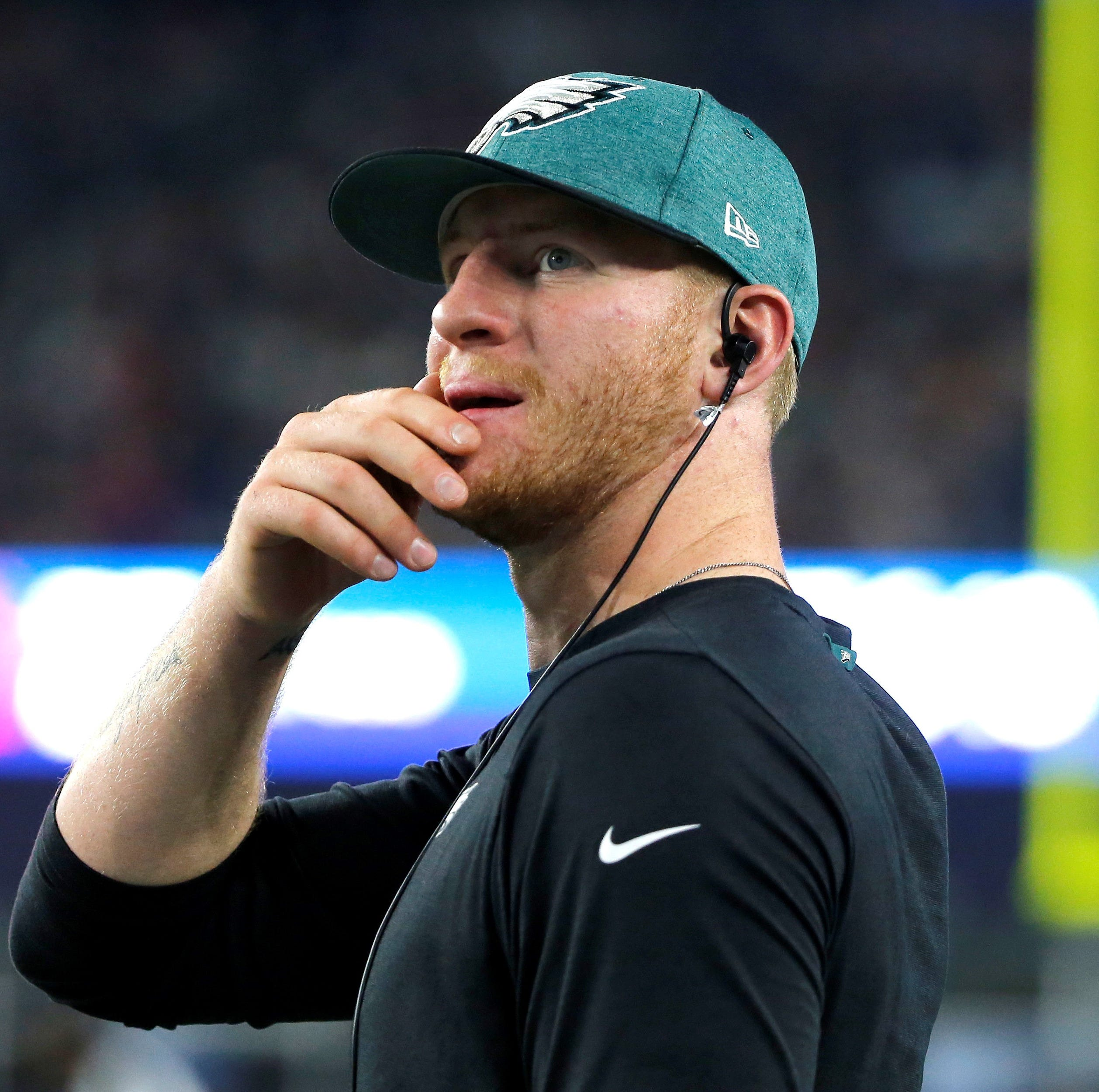 FIERRO: Report says Carson Wentz could return for Philadelphia Eagles as early as Sunday