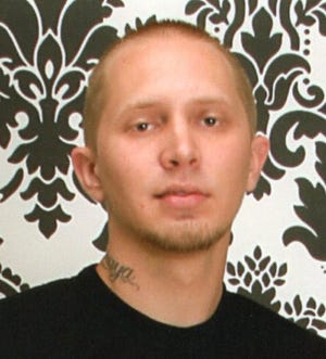Logan Montgomery is seen in this photo from when he was 25. A West Manchester Township police officer shot and mortally wounded Montgomery, 29, of Columbia, Lancaster County, in the hallway of a Motel 6 on Sunday after law enforcement said he pulled a gun and fired it.