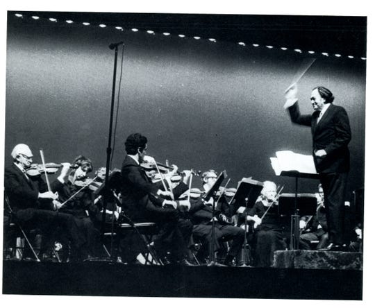 RPO founding music director Gregory Stone