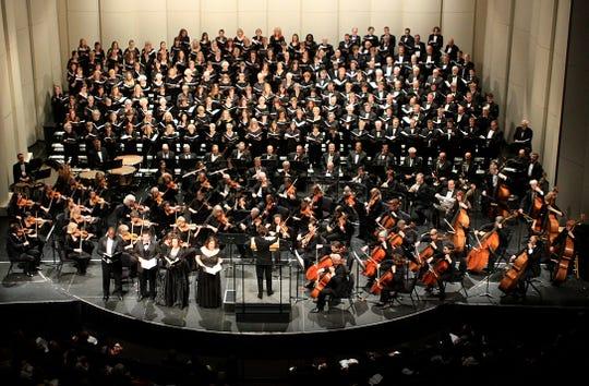 The Reno Philharmonic Orchestra