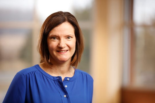 Sue Czap, registered dietitian with UR Medicine's Wilmot Cancer Institute Pluta Cancer Center.