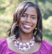 Mariama Carson, principal of Global Preparatory Academy in Indianapolis.