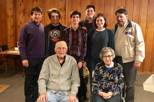The Frank Cicero Sr. family.