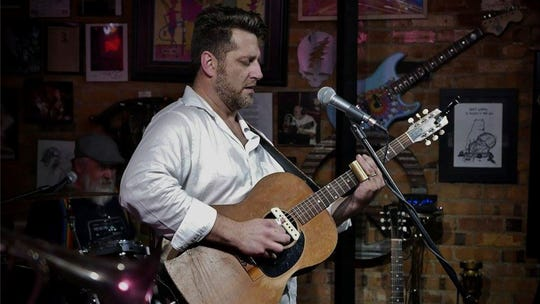 Chad Elliot is performing at the Old Courthouse Museum on Friday at noon.