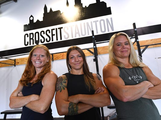 New Owners Of CrossFit Staunton