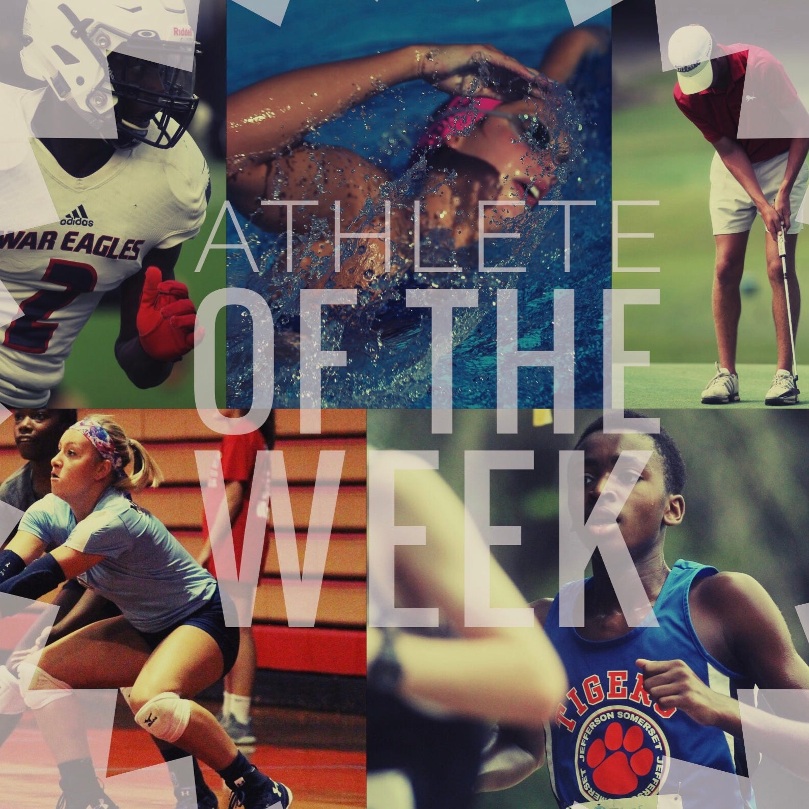 VOTE: Athlete of the Week for Fall, Week 9 (Oct. 15-20, 2018)