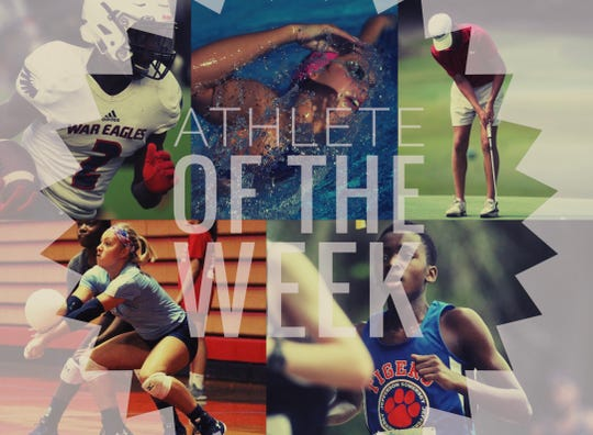 The Big Bend Preps Athlete of the Week poll