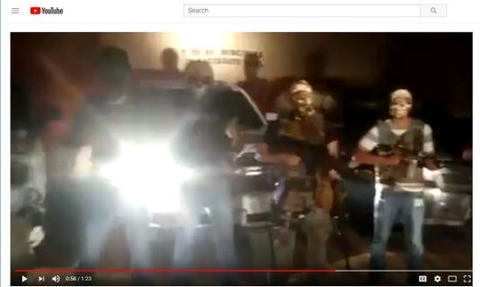 Artistas Asesinos Video Still