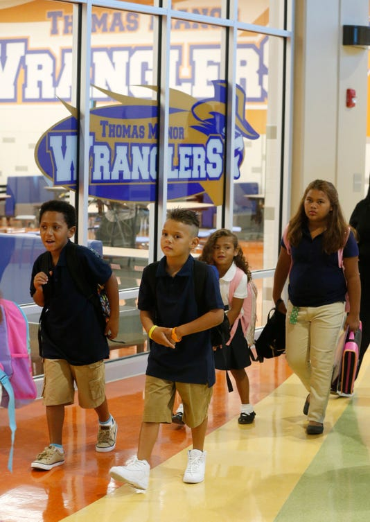 10 YISD FIRST DAY OF SCHOOL