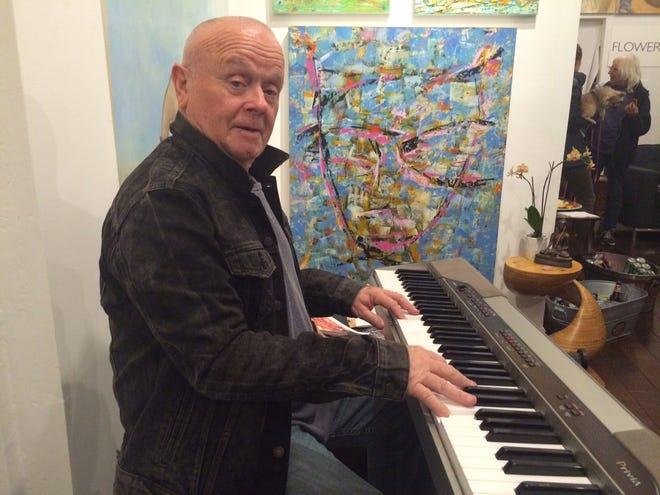 Lenny Goldsmith will play at the Hong Kong Inn in Ventura Friday night.