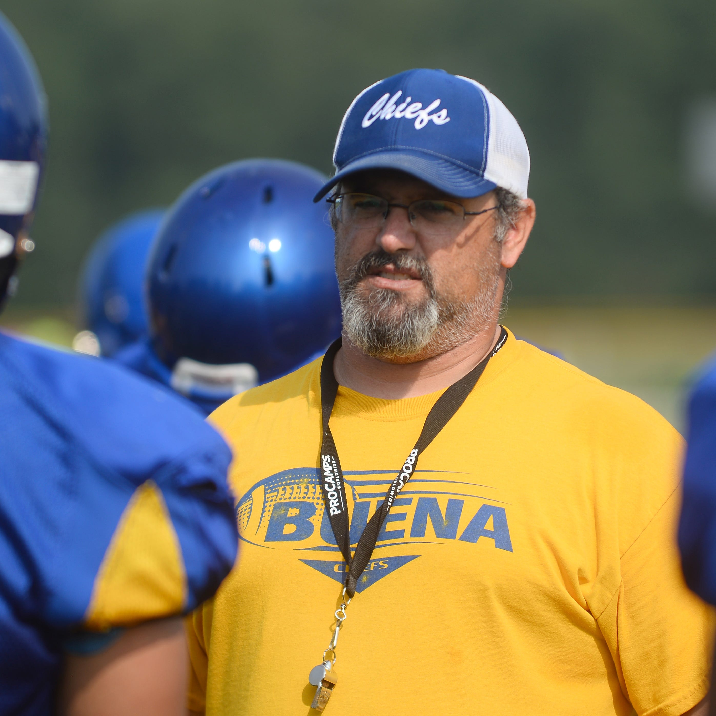 H.S. football: Buena's Caputo earns Coach of the Year honor