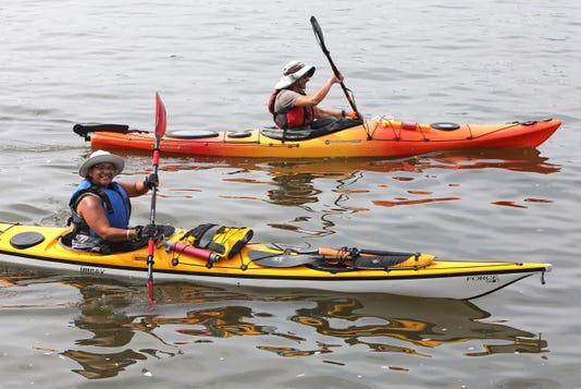 Kayak Hudson