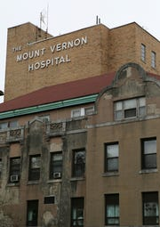 Montefiore Mount Vernon Hospital, where 2 1/2-year-old Kaleb Carvalho was pronounced dead about 7 p.m. on April 16, 2018.
