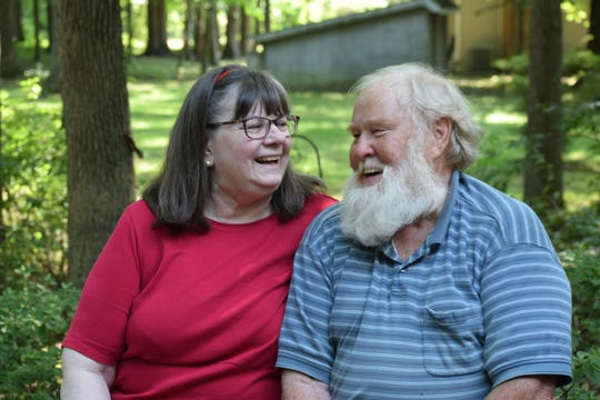 Kathleen and Roert Dunn of Dover say they're among the lucky ones to have survived a nearly fatal encounter with Vibrio vulnificus. Dunn was infected by the bacteria nearly two years ago while crabbing near the Delaware Bay.