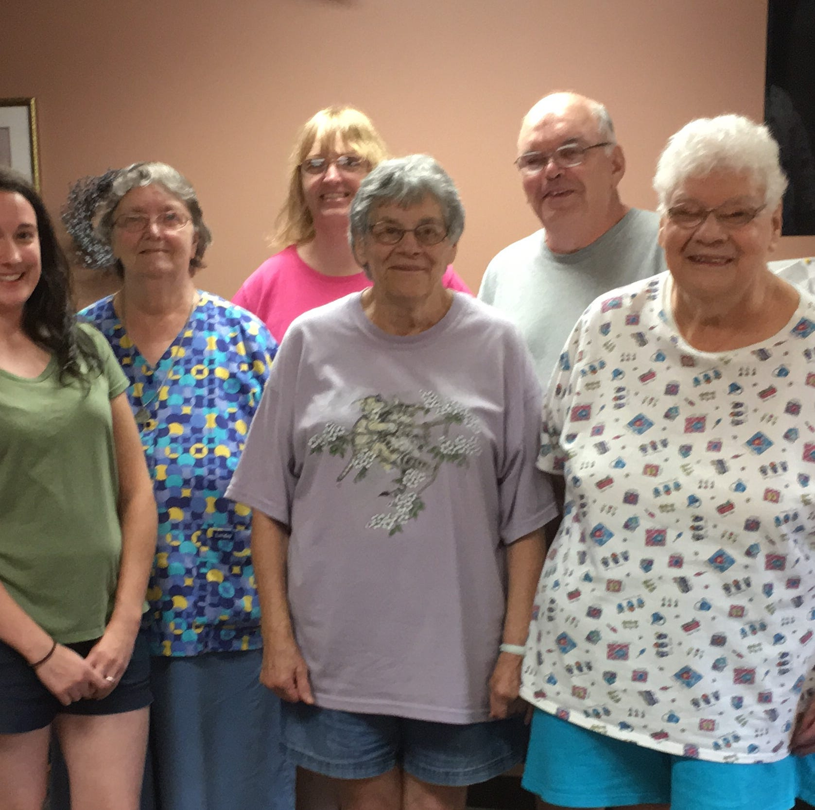 Acorn Apartments offers volunteer a chance to help others, connect with community