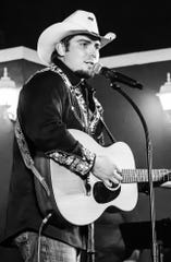 Brandon Bamburg will perform at a Texasville Opry Country Classic Show from 7 to 9:45 p.m. Saturday at the Royal Theater, on the square in Archer City. Tickets are $15 at the door.