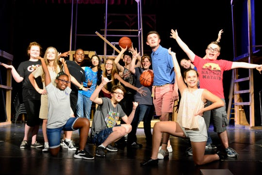 "With a cast off nearly 60 young actors,""High School Musical, Jr."" opens 7:30 p.m. Friday, Sept. 7 and 2 pm. & 7:30 p.m. Saturday, Sept. 8 at the Wichita Theatre and runs through Fridays and Saturdays through Sept. 22"