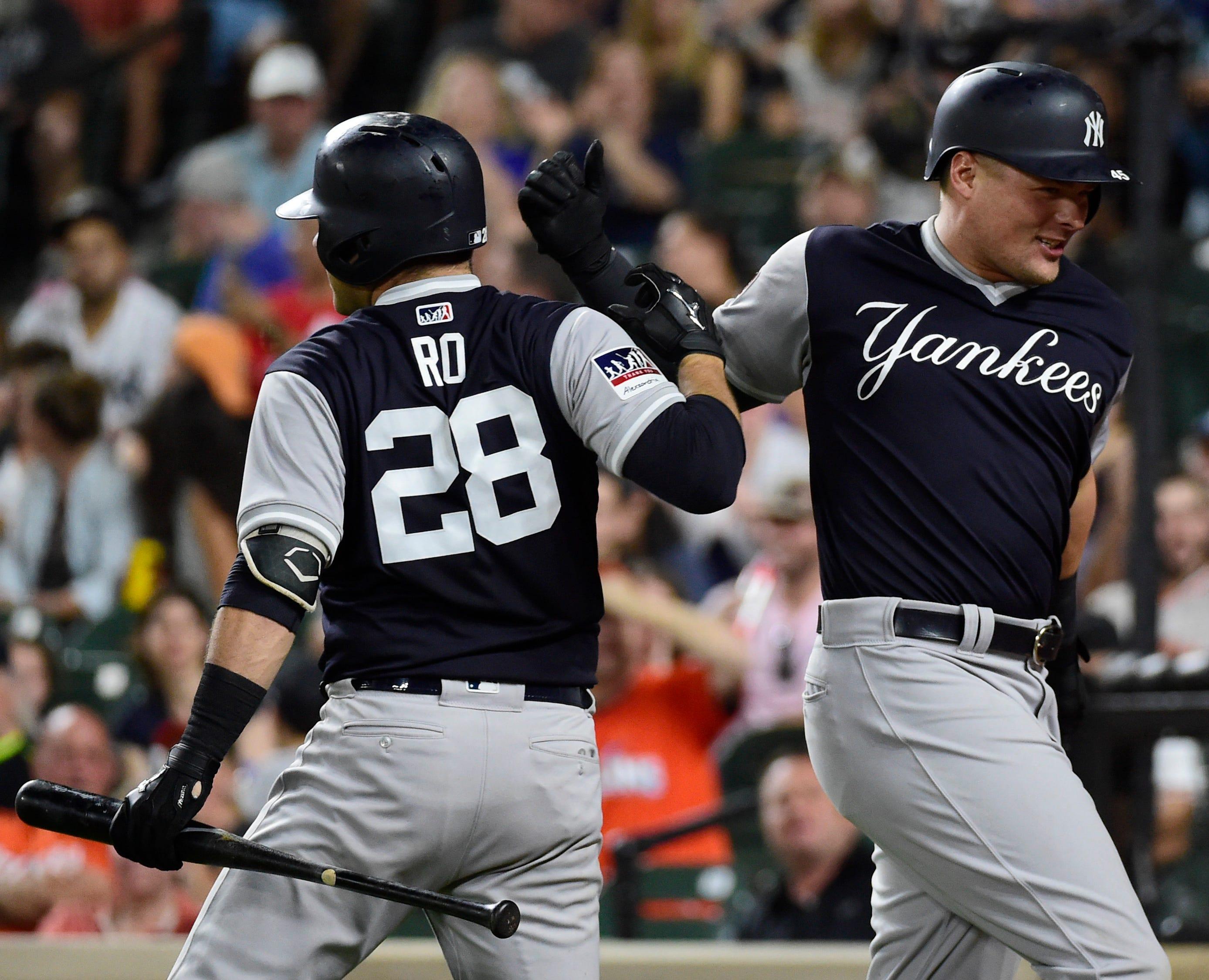 Mlb New York Yankees At Baltimore Orioles