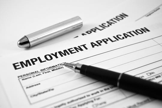 An employment application is oftentimes the first step in landing a job.