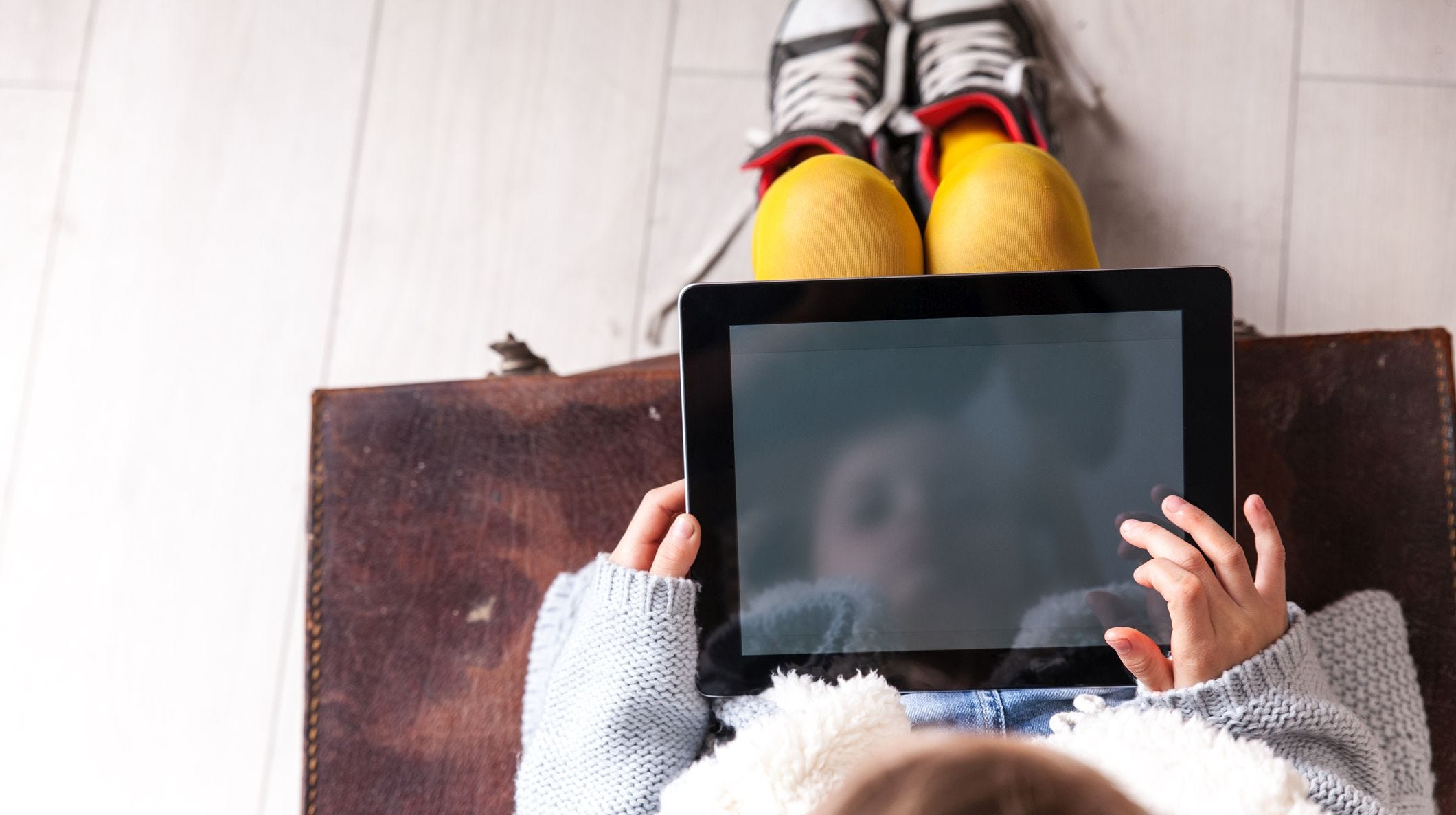 When Apple device users upgrade to iOS 12, Screen Time can help parents monitor their kids activity and set App Limits.