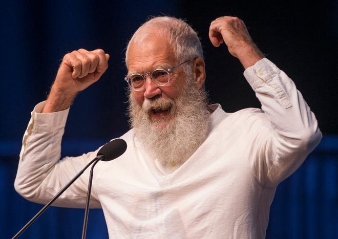 David Letterman will be in attendance during an event for Aftab Pureval Wednesday night in Clifton, according to Pureval's spokeswoman.