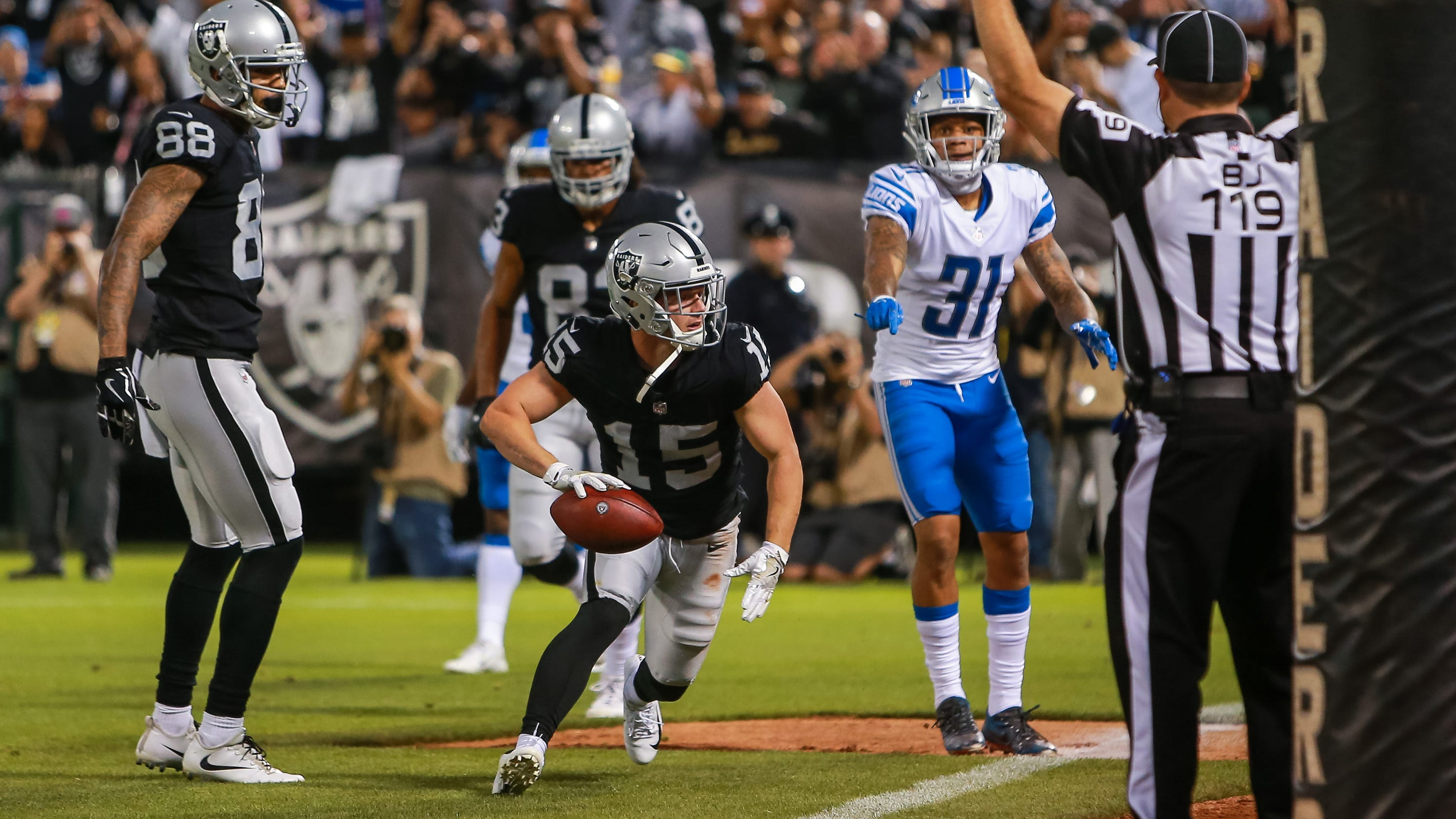dc887b048 Steelers  WR Ryan Switzer acquired in trade with Raiders