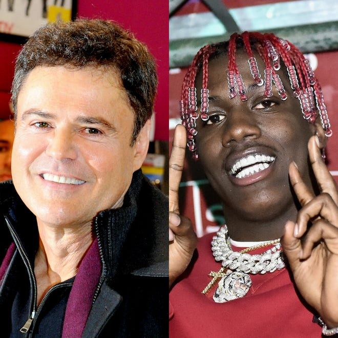 Donny Osmond and Lil Yachty just made the Chef Boyardee jingle that nobody was expecting.
