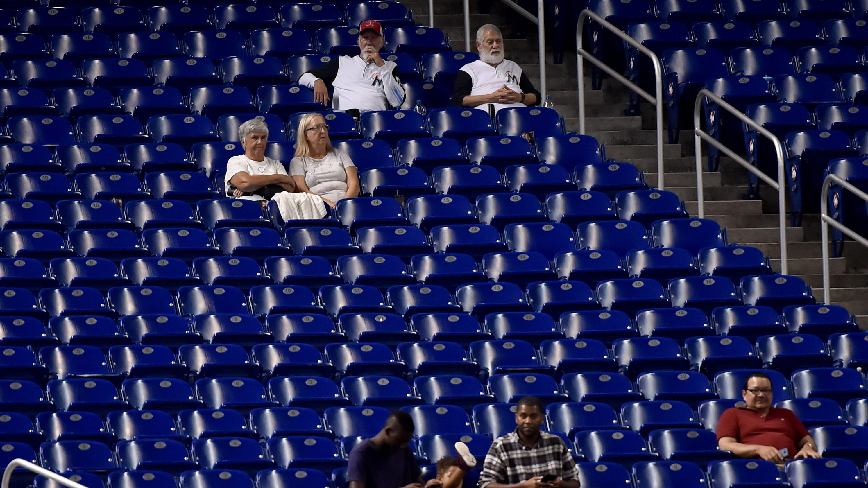 bb0d0815a Miami Marlins lowering season-ticket prices for 2019   We screwed up