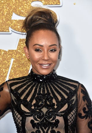 Mel B, the Spice Girl-turned-judge of 'America's Got Talent,' says she'll seek treatment for PTSD and addiction issues in the United Kingdom in the coming weeks.