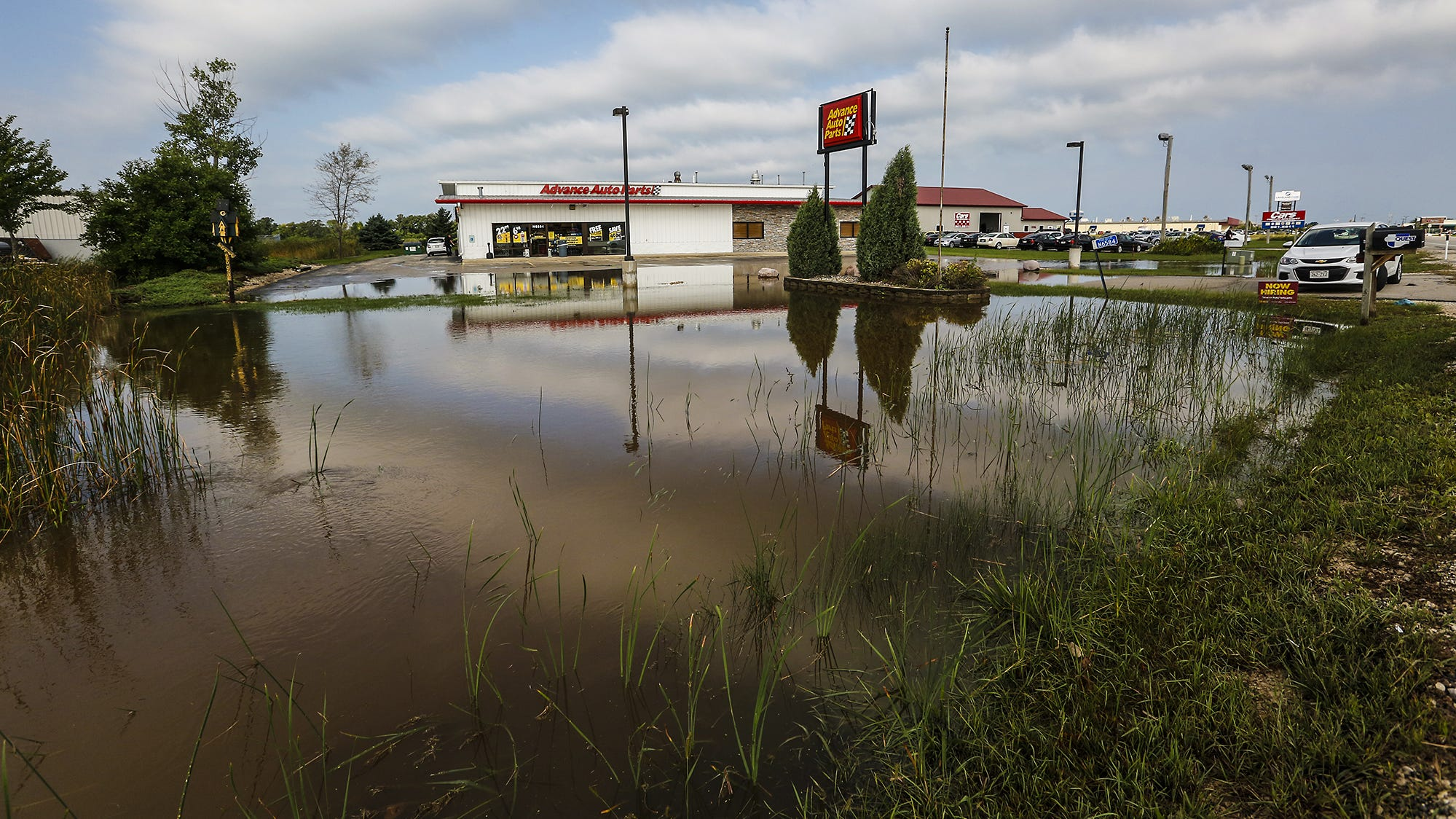Wisconsin Records Highest Rainfall Totals Around The Country Over Last Two Weeks